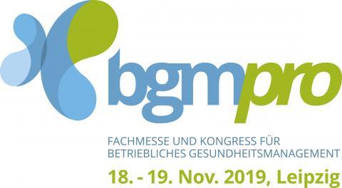 BGMPro in Leipzig am 18. und 19. November 2019